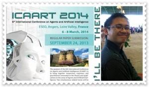 icaart2014 illbethere
