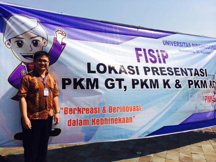 27 August 2014 - PIMNAS2014 Semarang, Indonesia