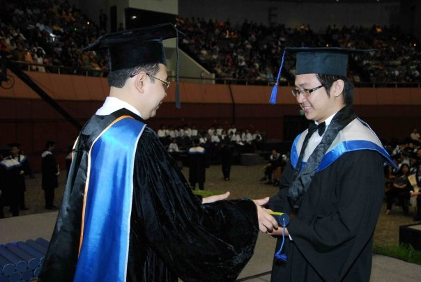 8 June 2009 - Bachelor Degree Graduation